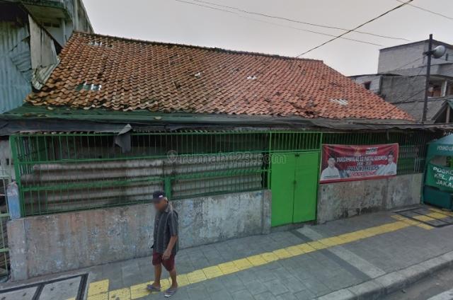 Rumah Tua daerah Ekor Kuning, Penjaringan, Jakarta Utara