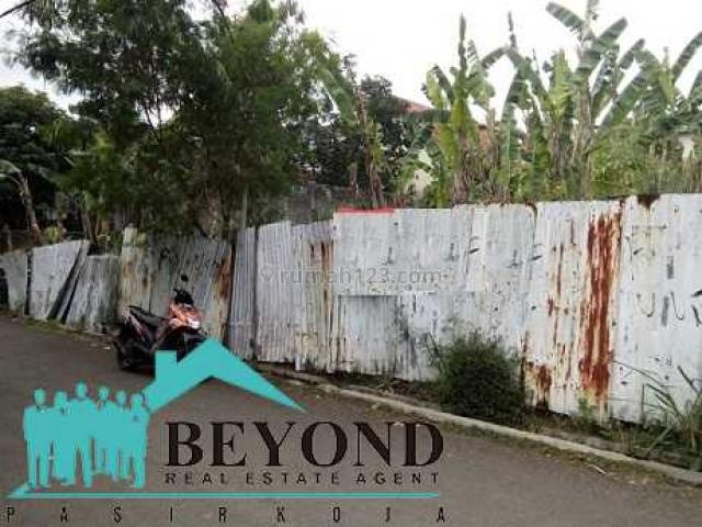 Tanah Bagus Strategis Area Bandung Gunung Batu Komplek Mega Asri, Gunung Batu, Bandung