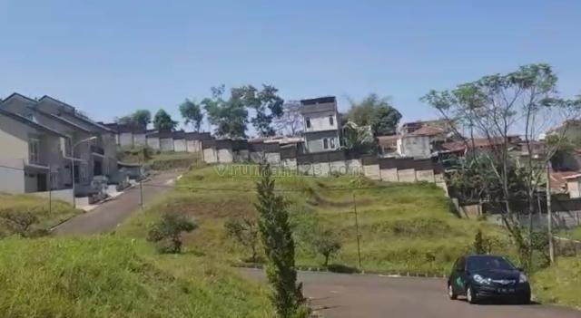 Tanah Luas di Alpinia - Setiabudi Kota Bandung hadap barat Harga Oke bisa Nego, Setiabudi, Bandung
