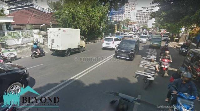 Tanah Luas di Setiabudhi Kota Bandung Harga Oke bisa Nego, Setiabudi, Bandung