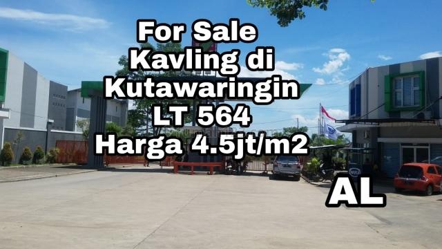 Kavling di Kutawaringin Bandung, Soreang, Bandung