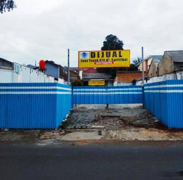 Tanah Kavling Luas di Bintaro Jakarta Selatan Lokasi Sangat  Strategis Cocok Untuk Tempat Usaha, Bintaro, Jakarta Selatan