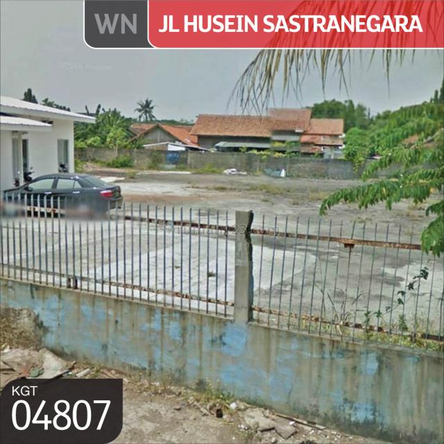 Kavling Jl Husein Sastranegara Rawa Bokor, Jakarta Barat, Benda, Tangerang