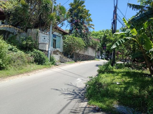 Tanah 5 are jln raya Pantai Balangan hrg buc 285 jt/are nego, Balangan, Badung