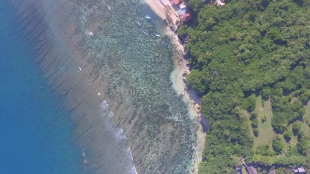 Tanah pantai..shm Rp.10 juta /m2, Pecatu, Badung