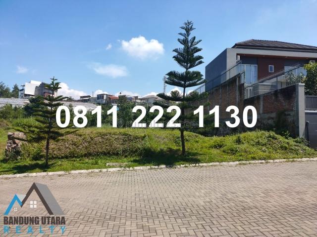 Tanah Kavling Pondok Hijau, Row jalan besar, Kotak 16x32. Kontur datar, Pondok Hijau, Bandung