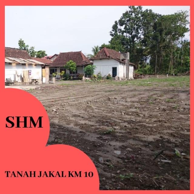 Discount 25%, Tanah Kavling  dekat Ringroad, Ngaglik Sleman, Tempel, Sleman