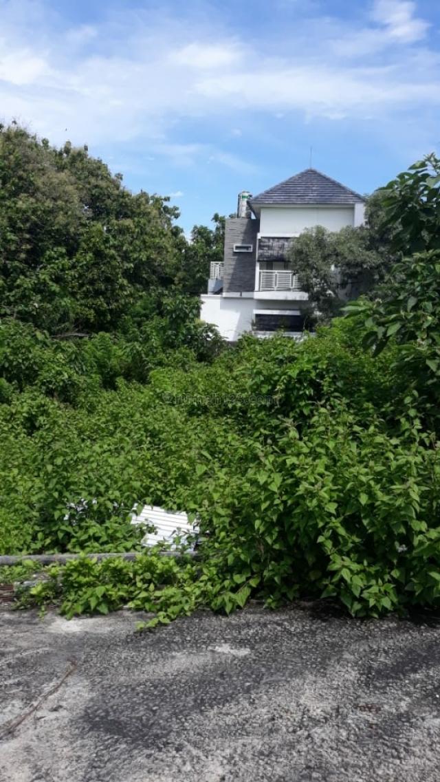 Tanah lingkungan vila siap bangun, Jimbaran, Badung