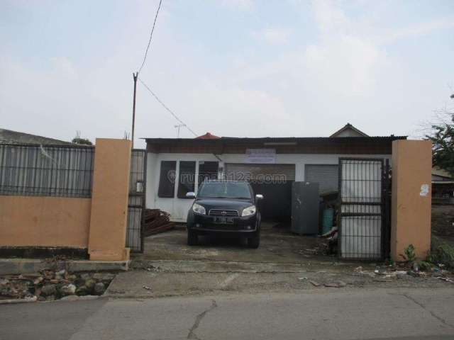 ( NEGO SAMPAI JADI !!! BU ) Tanah dan Bangunan Lokasi Strategis di Cikarang Pusat, Dekat PemKab Bekasi, Cikarang, Bekasi