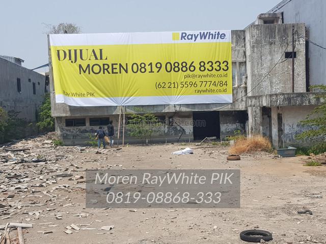 Dijual kavling komersil kapuk kencana, luas 1870m2, Kapuk, Jakarta Utara