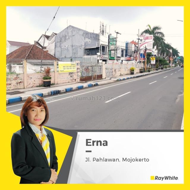 Tanah Strategis di Jl. Pahlawan Mojokerto, Mojokerto, Mojokerto