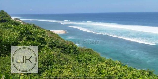 Best Cliff Front Land, Uluwatu, Badung