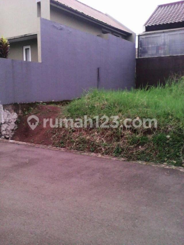 Tanah kavling hoek komplek gerlong permai, Geger Kalong, Bandung, Geger Kalong, Bandung