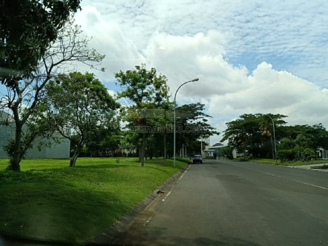 Kavling Imperial Beach Pakuwon City STRATEGIS LANGKA JALAN UTAMA, Mulyorejo, Surabaya