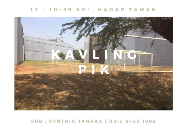 KAVLING BISA BELI GANDENG, Pantai Indah Kapuk, Jakarta Utara