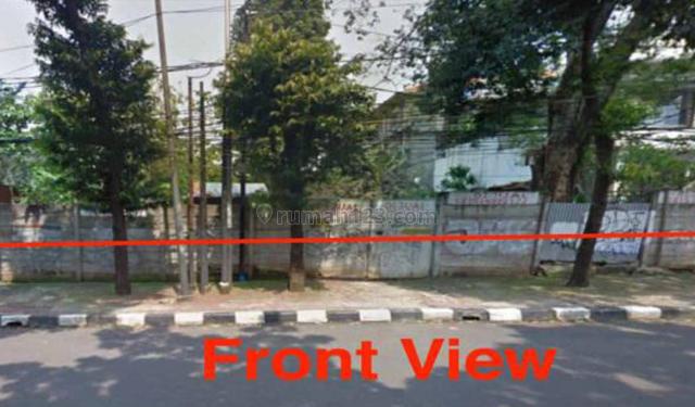 Tanah Kemang raya Cocok Untuk area Komersil. Harga siap nego, Kemang, Jakarta Selatan