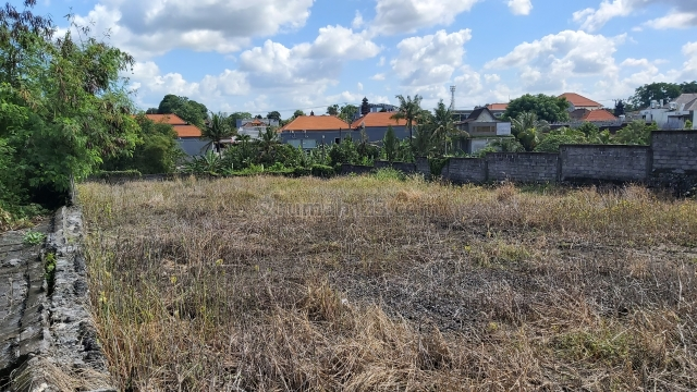 Freehold Land Bussines Opportunity in Kayu Tulang Perfectly Suitable for Villa Development or Luxury Private Villa, Canggu, Badung