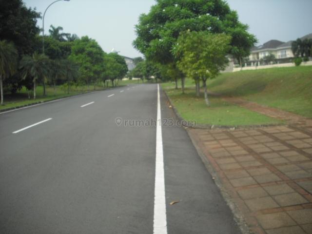 kavling Residential eksklusif, BSD, Tangerang