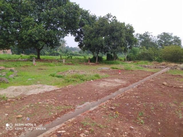 Miliki Segera Tanah Kapling 5 Menit ke IPB Include Fasum, Ciampea, Bogor