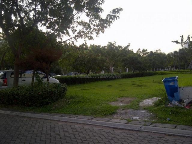 kavling hoek pantai indah kapuk jakarta utara, Pantai Indah Kapuk, Jakarta Utara