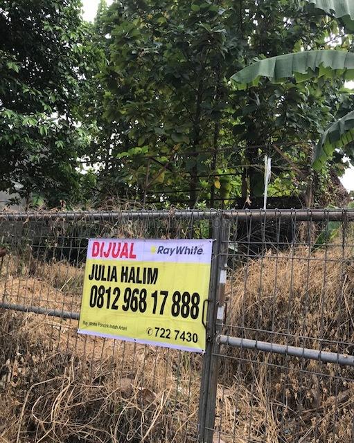Jual Tanah Villa Cinere Mas, Cinere, Jakarta Selatan
