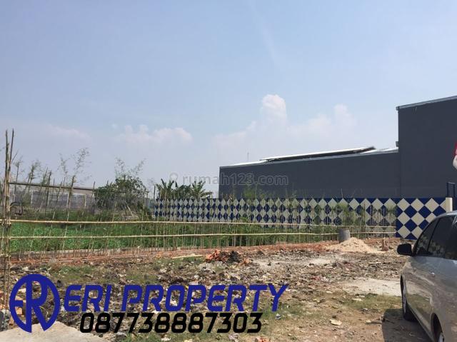 Tanah Komersil dan Residence Luas 4,3 Ha Kapuk Muara Penjaringan Jakarta Utara 5,5 Juta/m2 Girik, Kapuk Muara, Jakarta Utara