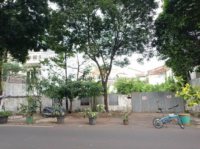 Tanah Kavling Langka 432 m2 - Jalan Kertanegara Senopati - Kebayoran Baru - Jakarta Selatan, Kebayoran Baru, Jakarta Selatan