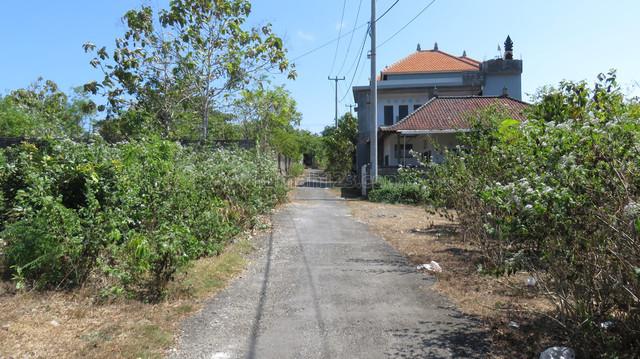 Freehold Land For Sale 200 Sqm In Bukit Ungasan, Ungasan, Badung