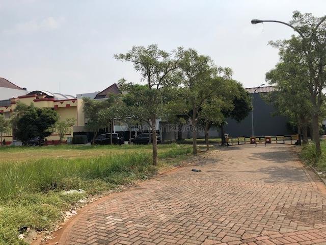 Tanah di Lippo Cikarang cluster simprug, Jalan Dempo 2 , Uk 8 x 18 m2, surat AJB, Cikarang, Bekasi
