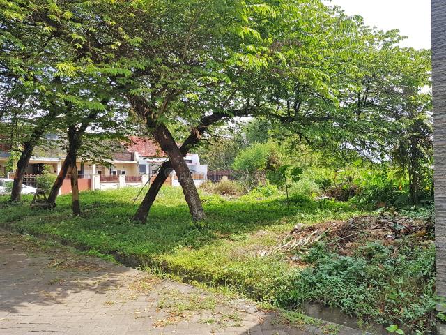Tanah Luas Area Borobudur, Posisi Hoek, 6 Menit ke Raya Suhat, Soekarno Hatta, Malang