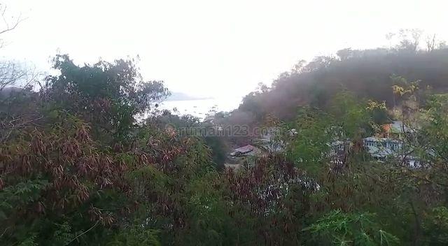 Tanah premium banget, lokasi dekat bandara, nempel jalan raya aspal, view marina bay, harga paling murah, masih nego, Komodo, Manggarai Barat
