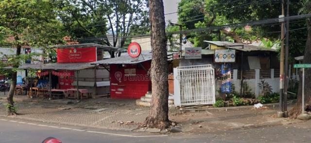 Ex Foodcourt daerah Hang Tuah (Patiunus), Kebayoran Baru, Jakarta Selatan