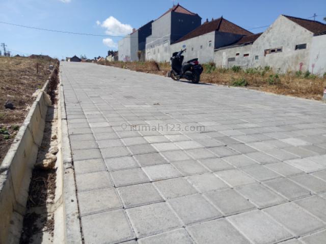 Tanah Kosong 150/110M2 Jln 6 mtr di Muding Kerobokan Badung, Kerobokan, Badung
