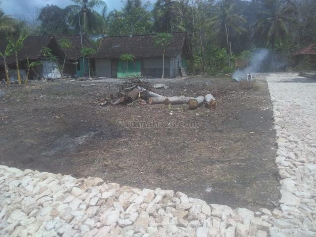 Tanah SHM Bandara Kulon Progo Harga 1 Jt Akses Lebar Pinggir Jalan Nasional, Panjatan, Kulon Progo