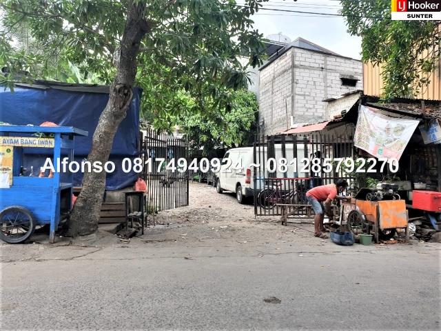 KAVLING GUDANG MURAH HARGA COVID JL BUDI MULIA AMPERA ANCOL SELATAN, Pademangan, Jakarta Utara