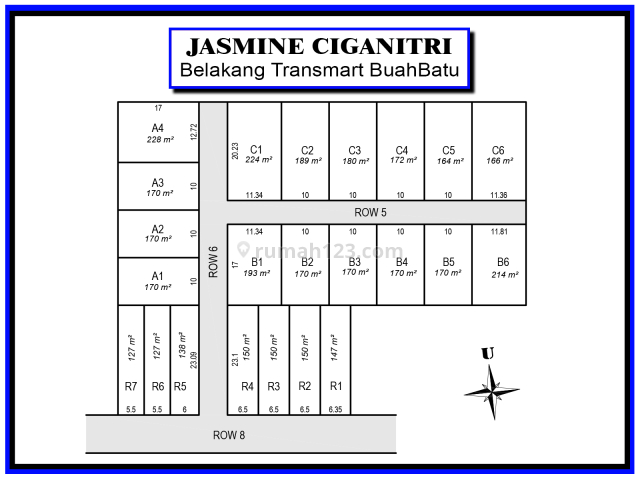 Diskon 25 %, Kavling Standart Perumahan Akses Mudah Sertifikat Terbit SHM, Bojongsoang, Bandung