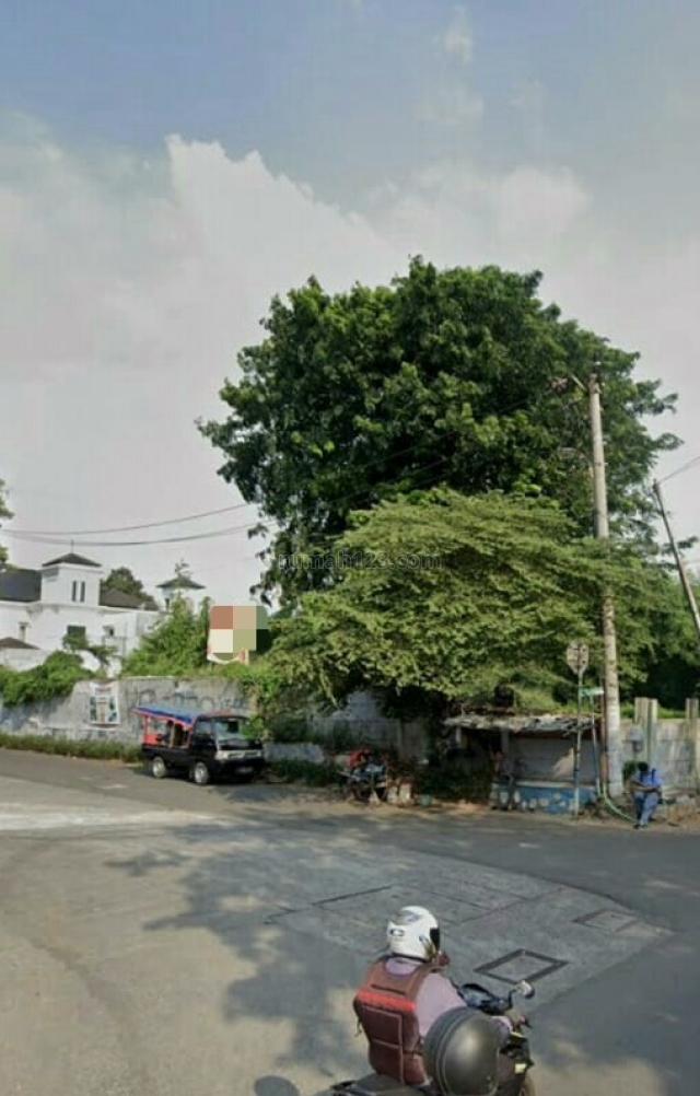 Tanah 6000m2 Pinggir Jalan Raya, Jalan Panjang, Jakarta Barat