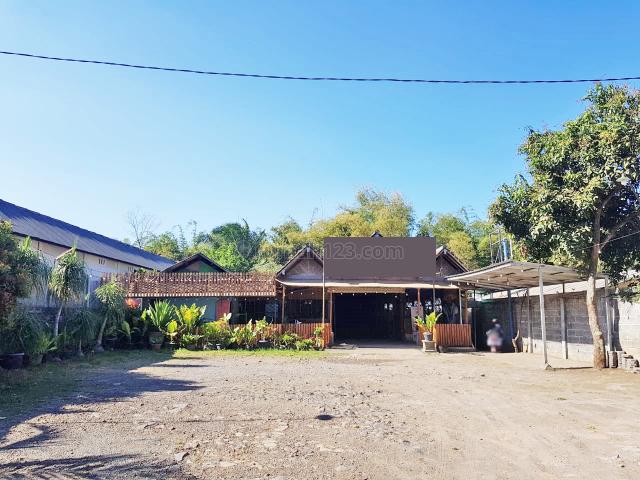 Tanah Murah di Nol Jalan IR. Sukarno Batu, Dekat JP3, Cocok Untuk Usaha, Batu, Malang