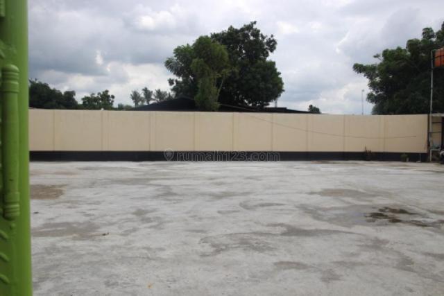 Kavling untuk pool taksi, mobil di Peta Barat, Bandara, Jakarta Barat