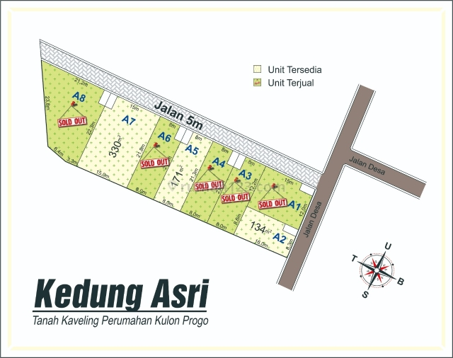 Tanah Murah Kulonprogo , Dekat Bandara , DIskon 25%, Panjatan, Kulon Progo