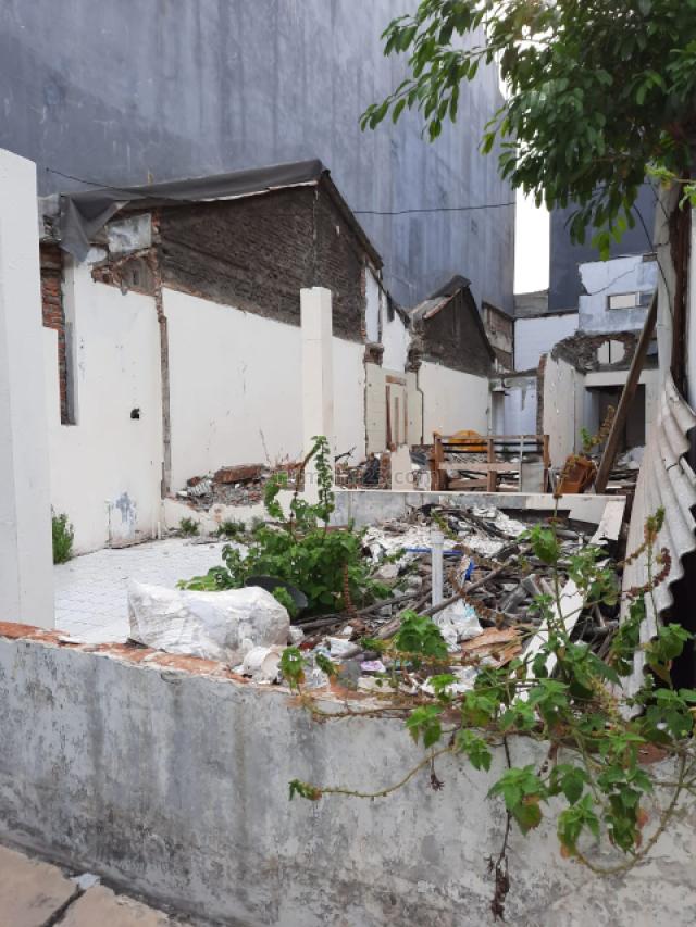 rumah tua sdh dirubuhkan dipasarkan murah, Sunter, Jakarta Utara