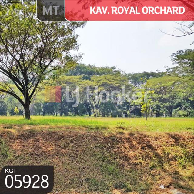 Kavling Royal Orchard Barat Kelapa Gading, Jakarta Utara, Kelapa Gading, Jakarta Utara