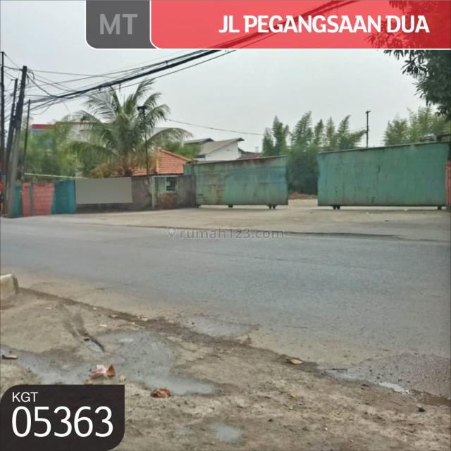 Kavling Jl Pegangsaan Dua Kelapa Gading, Jakarta Utara, Kelapa Gading, Jakarta Utara