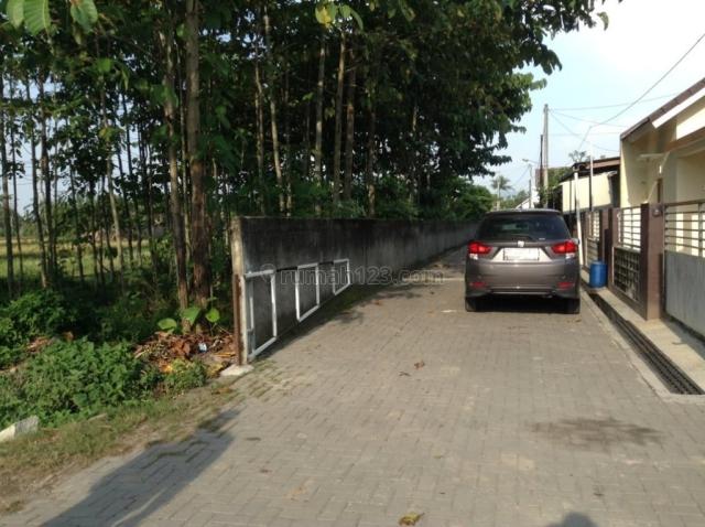 Tanah Area Kalitirto Berbah Dekat Perumahan dan Jalan Raya, SHM-P, Berbah, Sleman