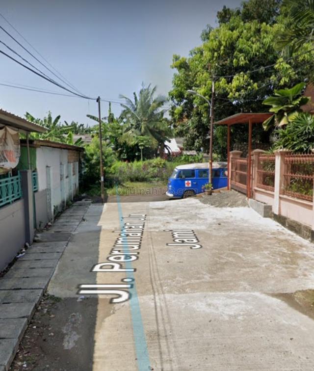 Tanah Luas ada bangunannya Ulujami Pesanggrahan., Ulujami, Jakarta Selatan