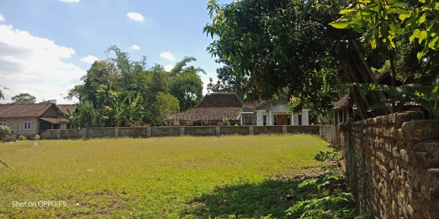 Tanah Murah Dekat Candi Prambanan Akses Mudah Ke Jl. Raya Solo-Jogja, Prambanan, Klaten
