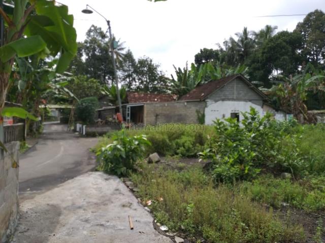 Tanah Mlati Sleman Siap Bangun Lingkungan Nasionalis Dekat Jalan Raya, Mlati, Sleman