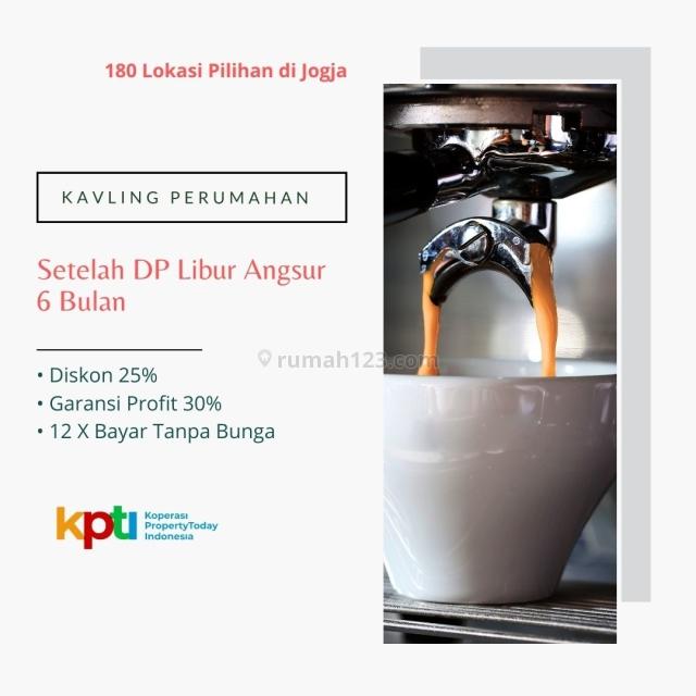 Kavling Perumahan Sleman, Jogja. Cut Off 25% Yogyakarta,, Mlati, Sleman