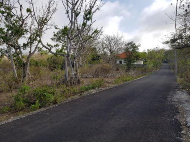 Tanah goa gong jimbaran, Jimbaran, Badung