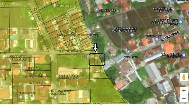 Land in Kerobokan       UDB 021, Kerobokan, Badung